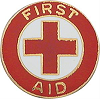 image of red cross