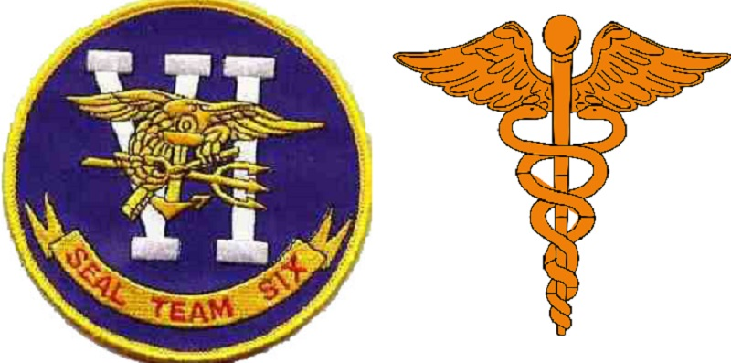 image of Seal Team 6 patch