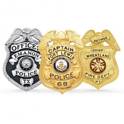 Custom Badges   Badge And Wallet