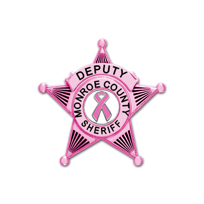 Monroe County Deputy Sheriff Breast Cancer Awareness