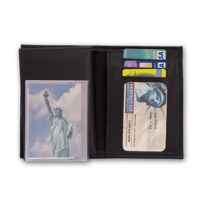 PF-221-ABA Double ID Case holds up to 6 credit cards.
