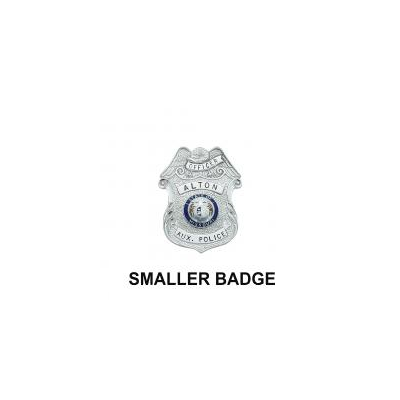 S148 Alton Aux. Police Officer Badge
