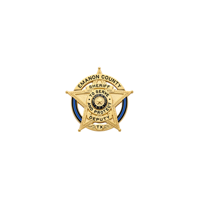 Memorial Badge Model S527A_BL