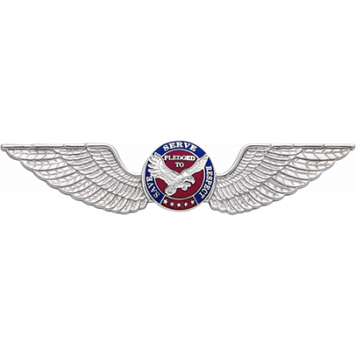 Wing Badge Model C719