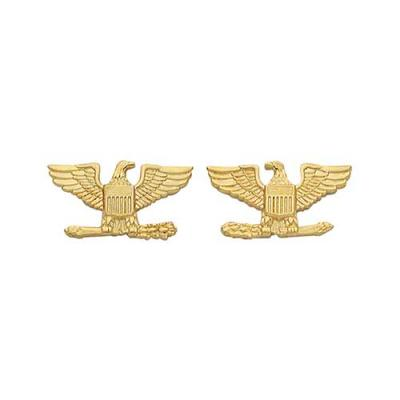 Small Colonel Eagles (Pair)