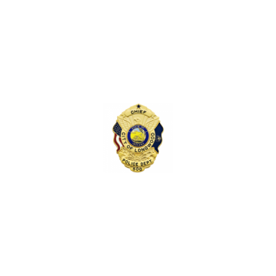 Indiana Specific Badge Style S503IN