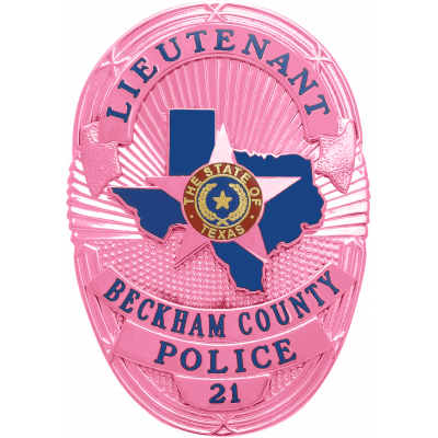 Breast Cancer Awareness Pink Badge Model S36TX2