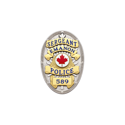 Canada Specific Badge Model F270_B48B