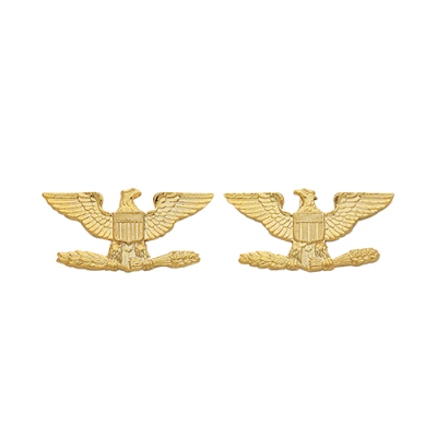 Large Colonel Eagles (Pair)
