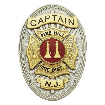 Pine Hill Fire District New Jersey Captain
