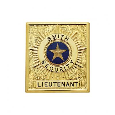 Smith Security Liuetenant