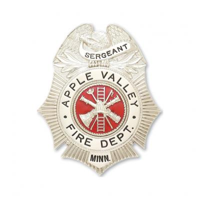 Apple Valley Fire Department Sergeant Minnesota