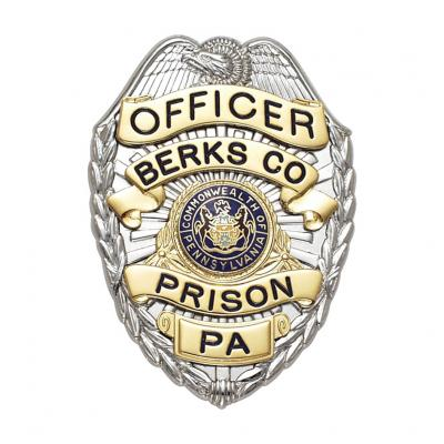 Berks County Prison Pennsylvania Officer