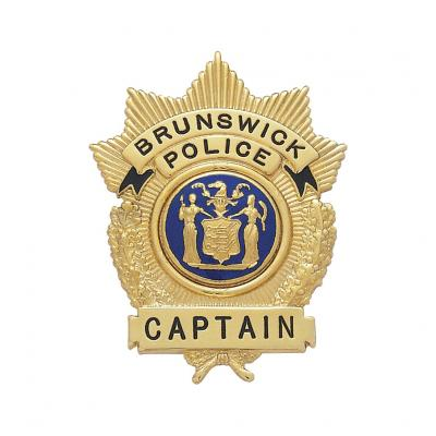 Brunswick Police Captain