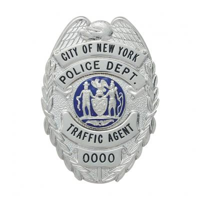 Police Department Traffic Agent City of New York
