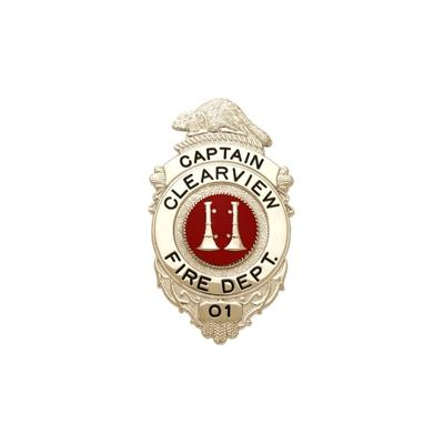 Clearview Fire Department Captain