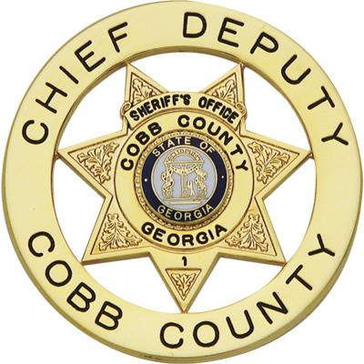 Cobb County Chief Deputy
