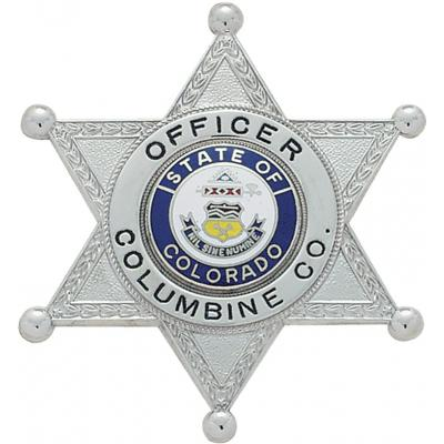 Columbine County Officer
