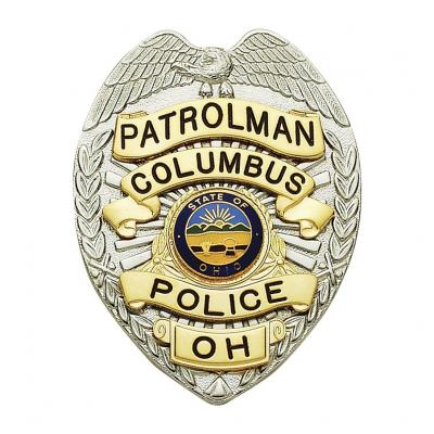 Columbus Police Patrolman Ohio