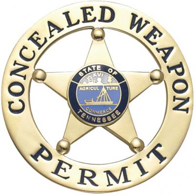 Concealed Weapon Permit