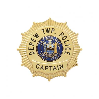 Depew Township Police Captain