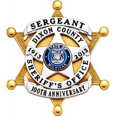 Dixon County Sheriff`s Office Sergeant