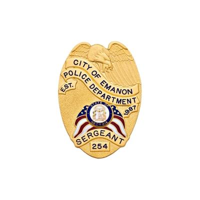 City of Emanon Police Department Sergeant