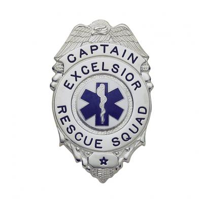 Excelsior Rescue Squad Captain