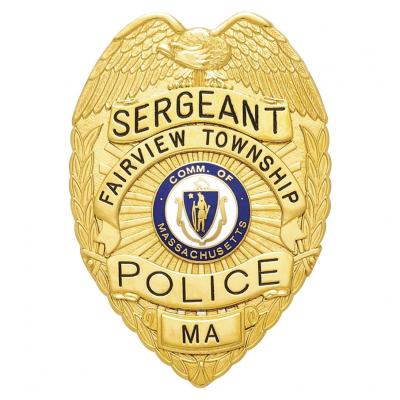 Fairview Township Police Sergeant Massachusetts