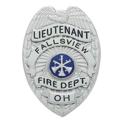 Fallsview Fire Department Lieutenant Ohio