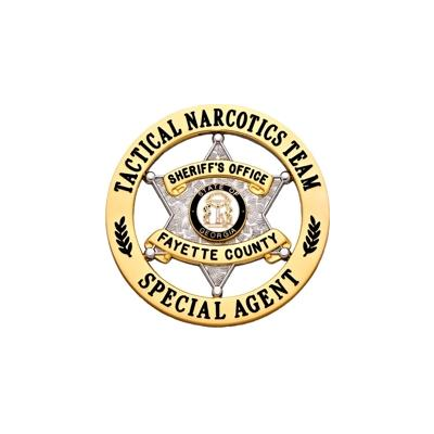 Fayette County Sheriff Office Tactical Narcotics Team Special Agent