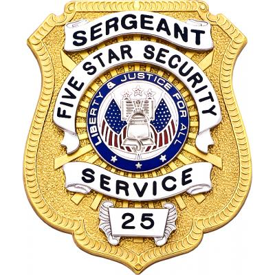 Five Star Security Service Sergeant