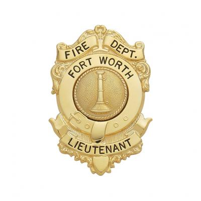 Fort Worth Fire Department Lieutenant