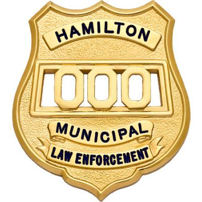 Hamilton Municipal Law Enforcement Style S575