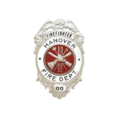 Hanover Fire Department Firefighter