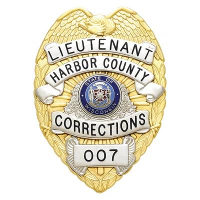 Harbor County Corrections Lieutenant