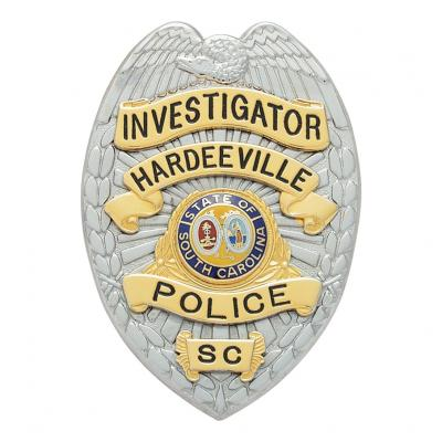 Hardeeville Police Investigator South Carolina