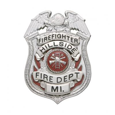 Hillside Fire Department Michigan Firefighter