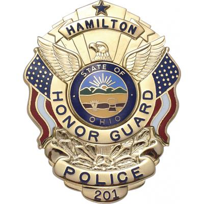 Honor Guard Hamilton Police