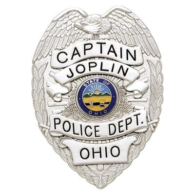 Joplin Police Department Ohio Captain