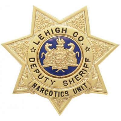 Lehigh County Deputy Sheriff Narcotics Unit