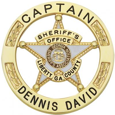 Liberty County Sheriff's Office Captain