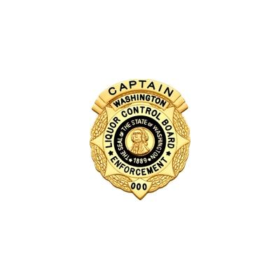 Liquor Control Board Enforcement Captain Washington