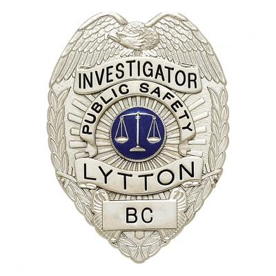 Public Safety Lytton Investigator British Columbia