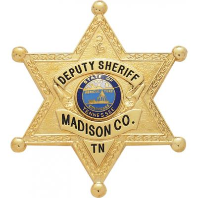 Madison County Tennessee Deputy Sheriff