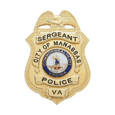 City of Manassas Police Sergeant Virginia