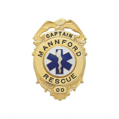 Mannford Rescue Captain