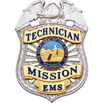 Technician Mission badge