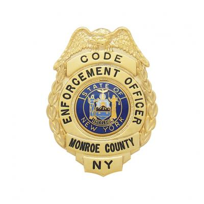 Enforcement Officer Monroe County New York