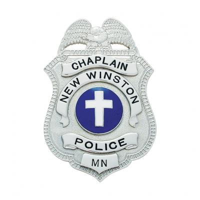 New Winston Police Chaplain Minnesota